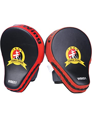 Cheap Price Cheap Boxing Punch Pads Mma Punching Mitts Child Adult Foot Pads Grappling Target Tkd Muay Thai Karate Kick Boxing Focus Arm Pad Martial Arts Sports & Entertainment