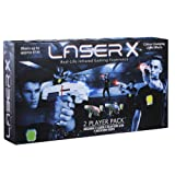 Amazon Price History for:Laser X 88016 Two Player Laser Gaming Set