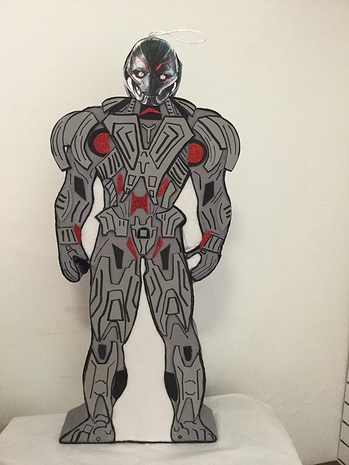 Ultron pinata avengers party supplies Ultron avengers birthday party