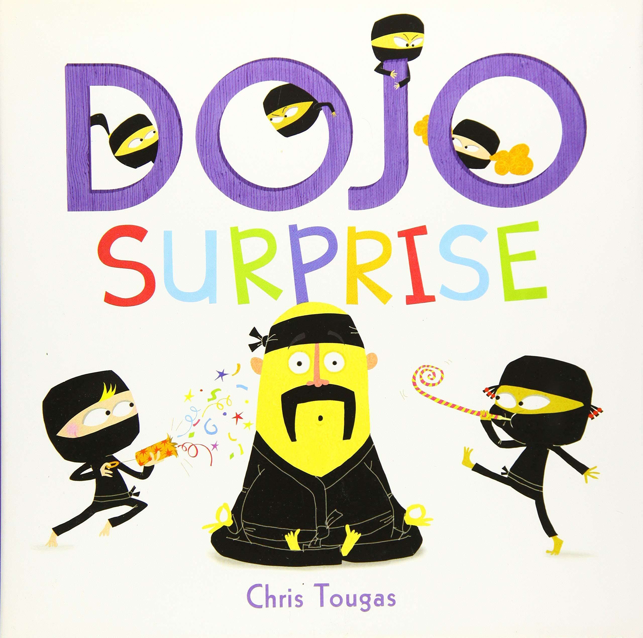 Dojo Surprise: Amazon.es: Chris Tougas: Libros en idiomas ...