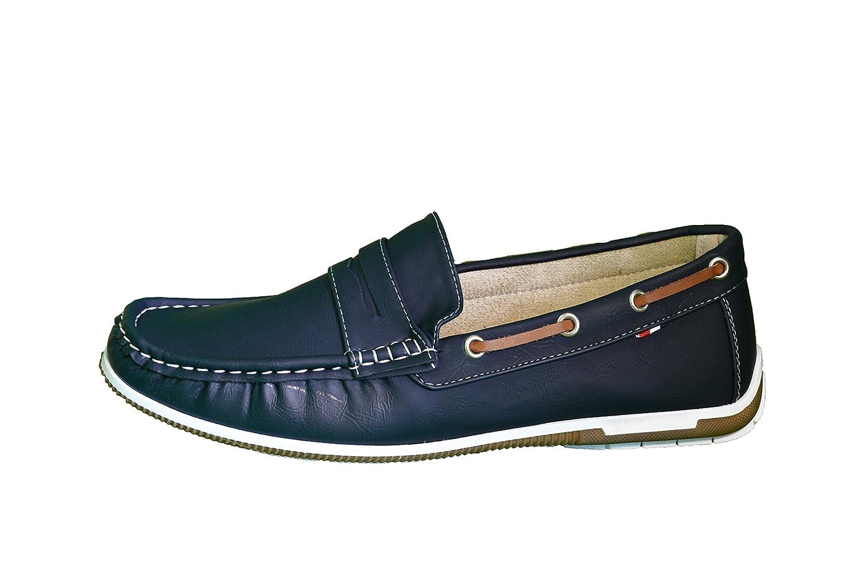 Elifano Footwear KO800 - Botas Mocasines Hombre: Amazon.es: Zapatos y complementos