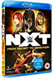 WWE: NXT - From Secret to Sensation [Blu-ray region B](Import)