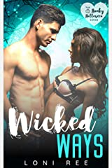 Wicked Ways: A Small Town Twin Switch Romance (Hunky Halloween) Kindle Edition