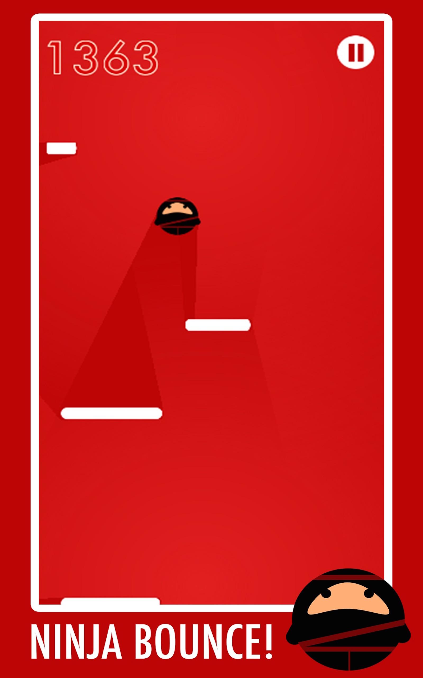 Ninja rebote & Jump Uber Diversión Arcade Aventura (Best ...