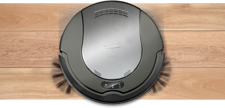 Philips FC8802/01 - Robot aspirador con sistema de limpieza de 2 ...