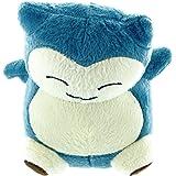"Pokemon Center USA Black and White Pokedoll Snorlax 5.5"" Plush"