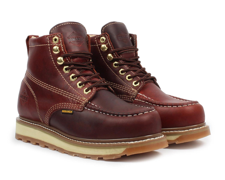 0c6249a9c47 Bonanza Boots Goodyear Men's 6