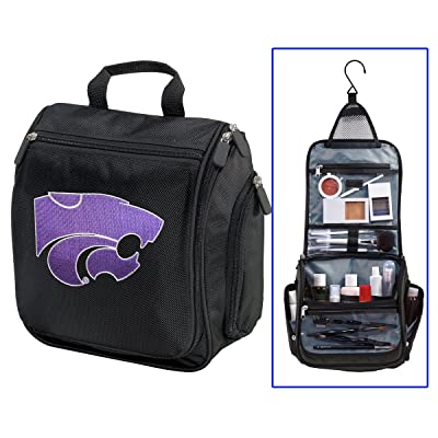 Kansas State Toiletry Bags Or Hanging K-State Shaving Kits