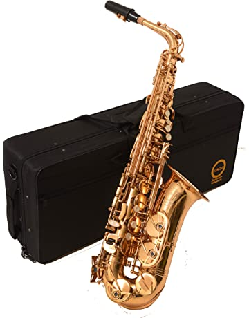 Herche Superior Alto Saxophone AS-630 - Best for Students - High F# Key -