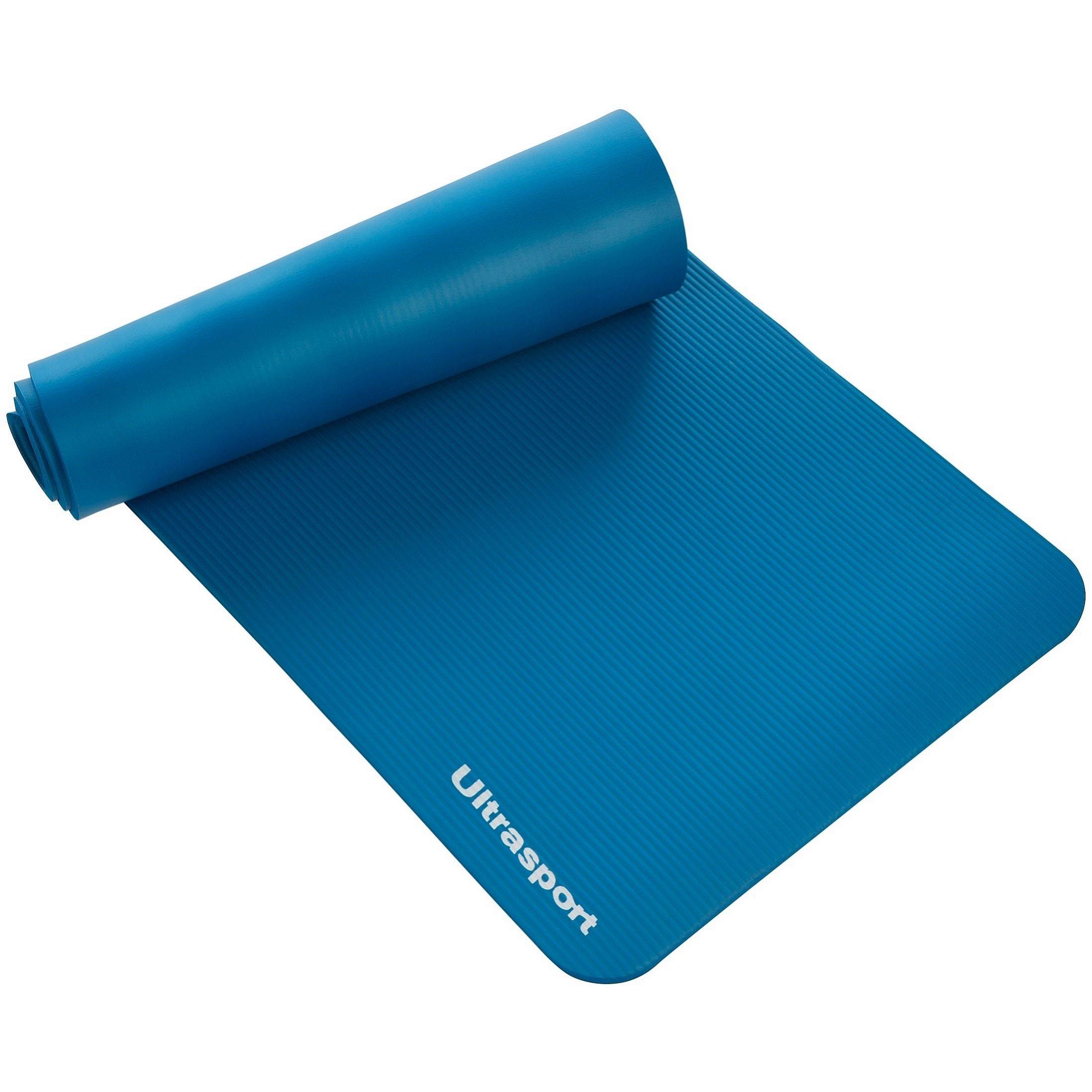 Ultrasport Esterilla de gimnasia, esterilla para deporte, esterilla de fitness para el entrenamiento, pilates, yoga, aerobic o masajes product image