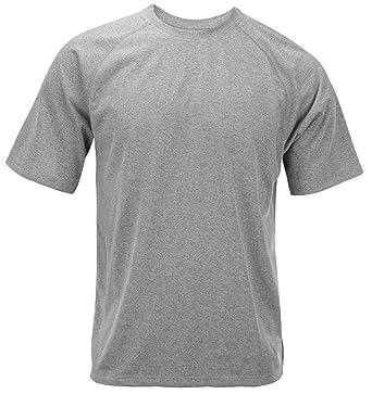 Adidas Climalite – Camiseta Manga Corta para Hombre - 2996A, Gris