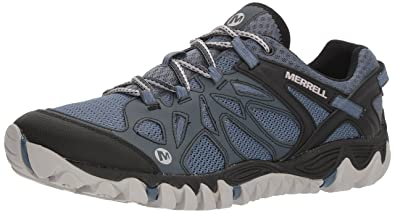 sale forefront of the times women Merrell Men's All Out Blaze Aero Sport Sandal