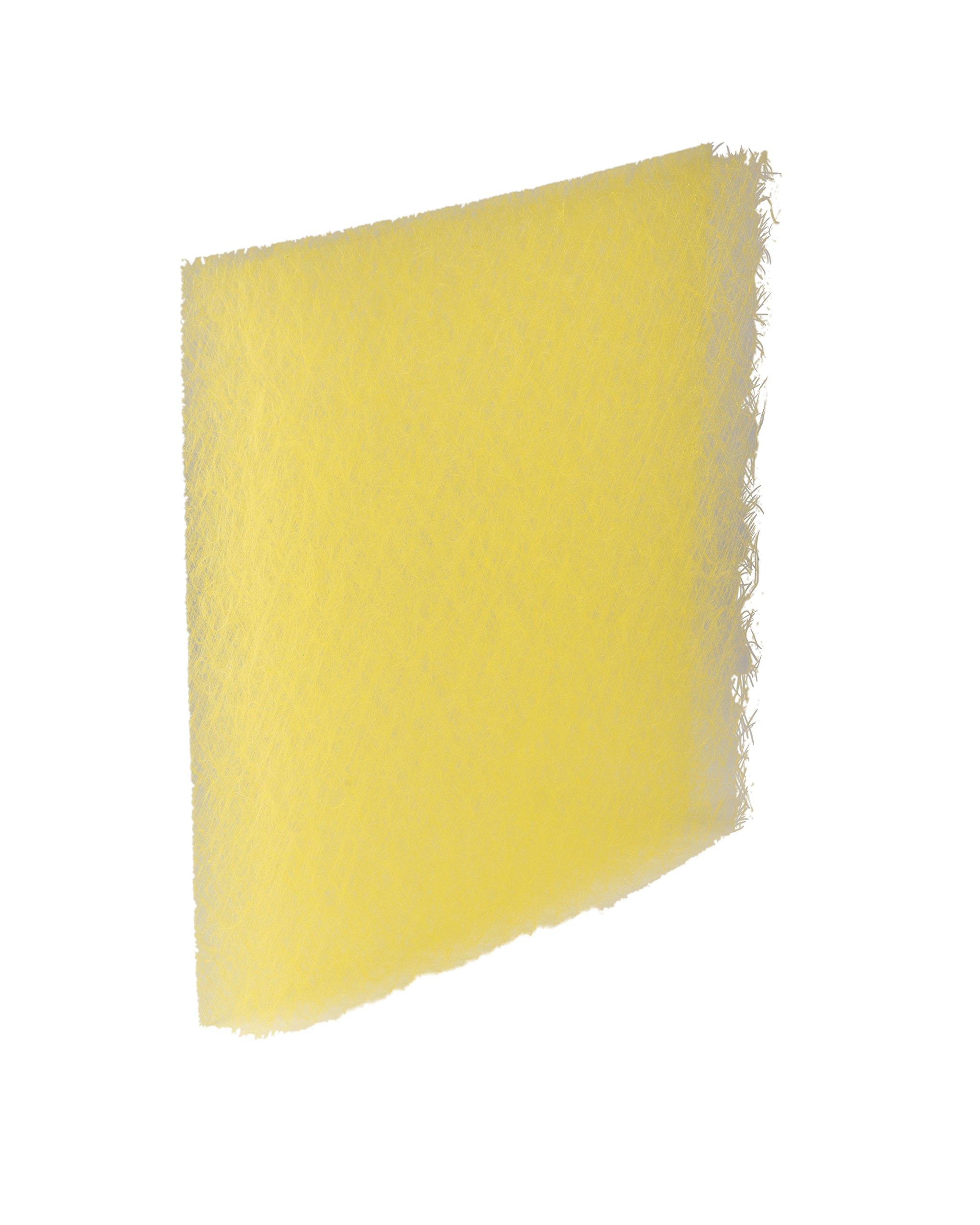 Chemco, 2020100T12, 20''x20''x2'' T-12 Fiberglass Paint Arrestor Pads 100/Box