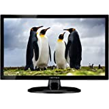 "HannsG HE247DPB Ecran PC LED 23,6"" (59,94 cm) 1920 x 1080 5 ms VGA/DVI"