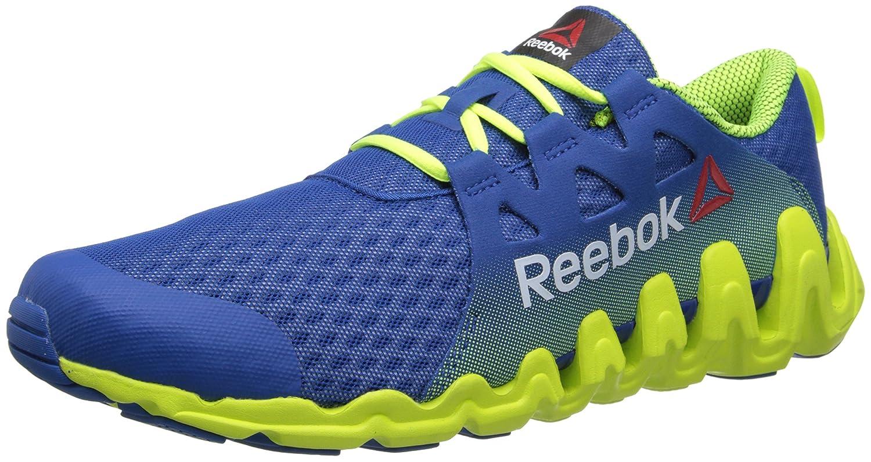 35e7b613c47 Amazon.com | Reebok Men's Zigtech Big and Quick Running Shoe | Road Running
