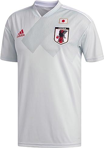 adidas Japón Réplica Camiseta, Hombre, BR3627, Clgrey/White, Extra ...