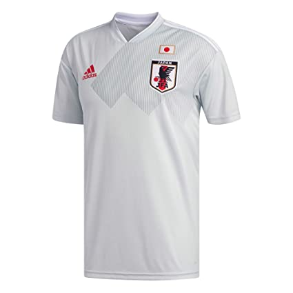 adidas 2018-2019 Japan Away Football Shirt (Kids)
