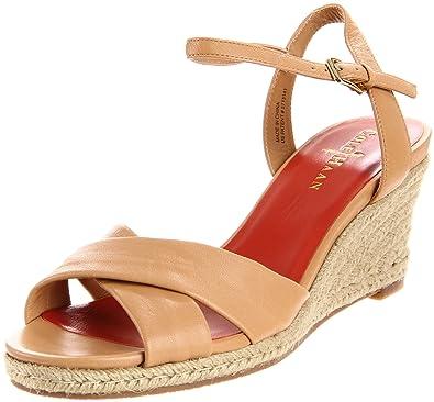 ddd56c9ea07 Amazon.com | Cole Haan Women's Air Camila 65 Wedge Sandal ...