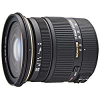 Sigma 583306 17-50mm f2.8 EX DC HSM Optical Stabilized lens for Canon Digital SLR Cameras with APS-C Sensors