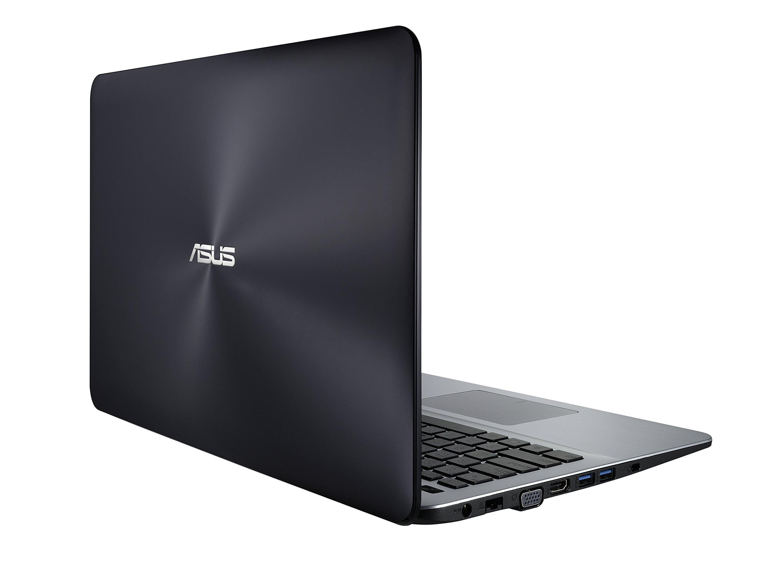 """ASUS X555QA Laptop, 15.6"""" HD, AMD Quad Core A12-9700P (Up to 3.4GHz) Processor, 8GB DDR4 RAM, 1TB Hybrid HDD, Windows 10… 2"""