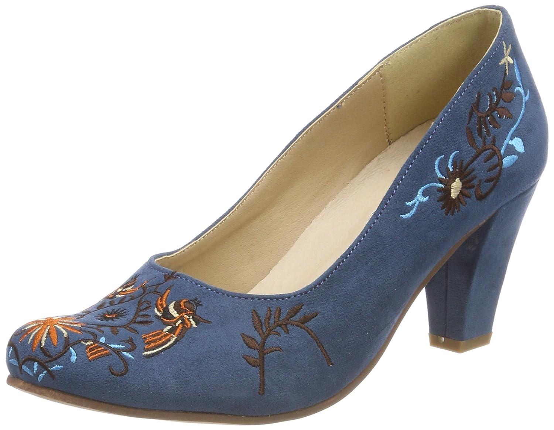 Hirschkogel 3545709, Zapatos de Tacón con Punta Cerrada para Mujer 37 EU