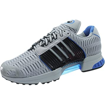 adidas Mens Climacool 1 BB0539 Trainers, BlackGreyBlue, Size UK 7.5