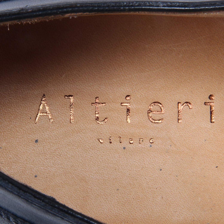 Altieri F5224 Scarpa herren Dark Blau Milano Delave' Effect schuhe schuhe schuhe schuhe Man 05f455