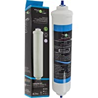 Filtro de agua externo universal para frigoríficos americano