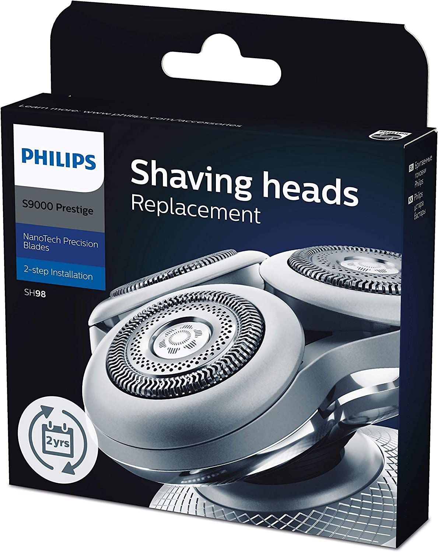 Philips SH98/80 - Cabezal de afeitado, accesorio recambio para ...