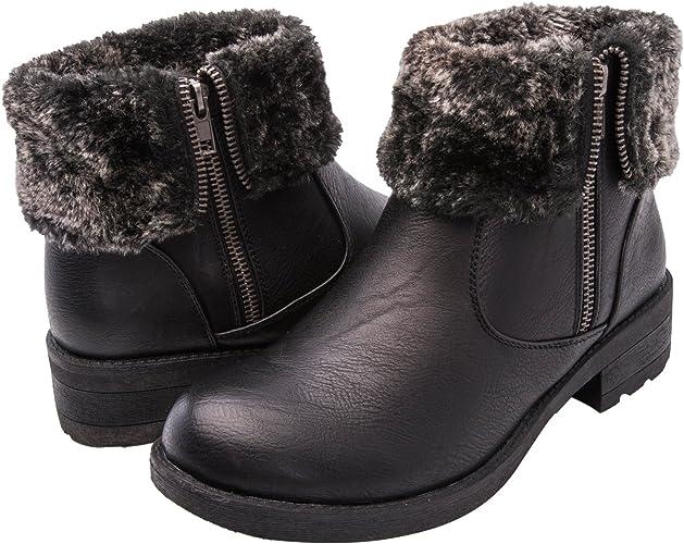 GLOBALWIN Women's KadiMaya1620-1 Boots 8M