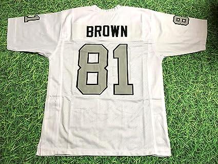 tim brown jersey