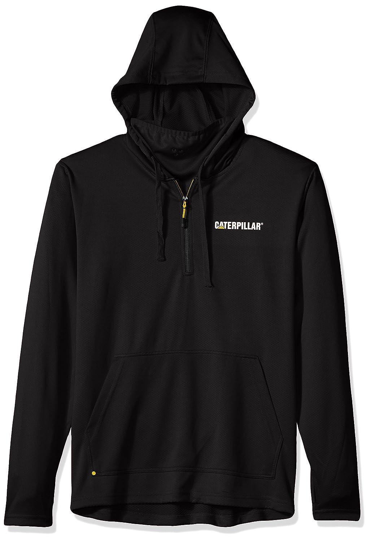 Caterpillar SHIRT メンズ B073WLG54G Medium|ブラック ブラック Medium