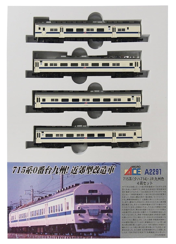 Garantía 100% de ajuste N N N calibre sistema A2291 715 (Kuha 714) middot; Color de JR Kyushu 4-car set  calidad oficial