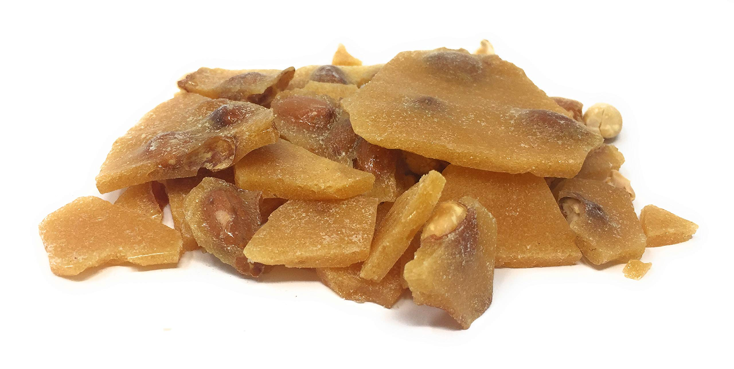 Yankee Traders Brand Home Style Peanut Brittle Candy, 2 Pound by YANKEETRADERS (Image #1)