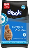 Drools Ocean Fish Cat Food, 3kg (15% Extra Free Inside*Limited Offer Stock)