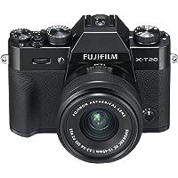 Fujifilm X-T20 with XC15-45mm lens (Black)