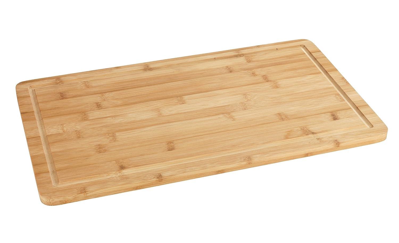 Amazon.com: WENKO Tabla de cobertura en Bambú, 1 pieza ...
