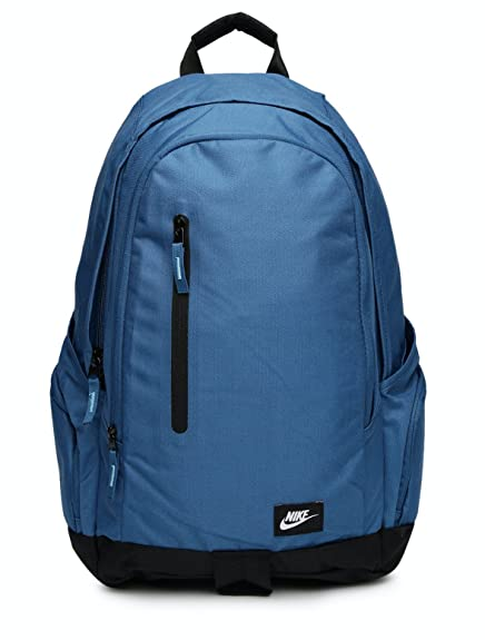 a0229246a092 Image Unavailable. Image not available for. Colour  NIKE MEN S ALL ACCESS  FULLFARE INDLBL WHITE BACKPACK