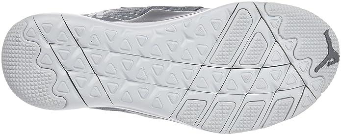 Amazon.com | Jordan Mens Trainer Pro Training Shoe, Cool Grey/Pure Platinum-Pure Platinum 9.5 | Athletic