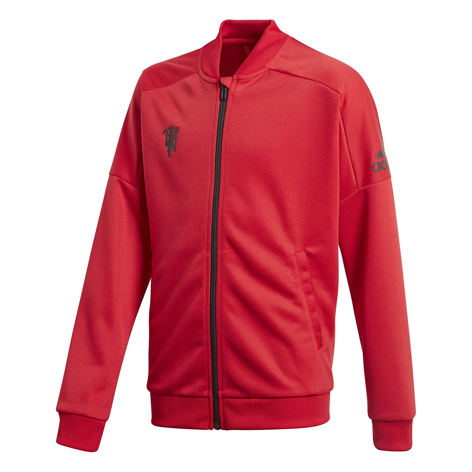 Adidas Kinder Manchester United Trainingsjacke