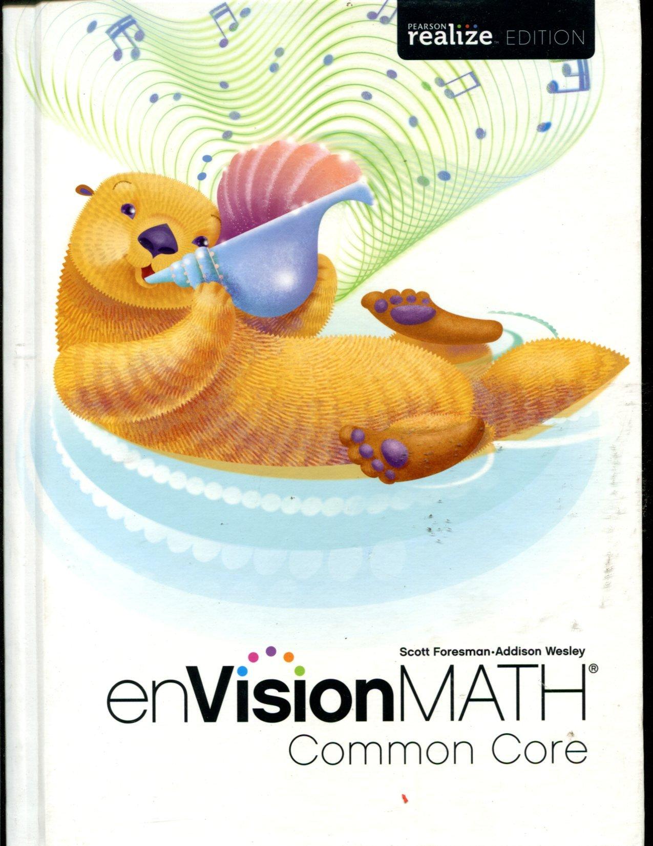Amazon com: enVision Math Common Core, Person Realize