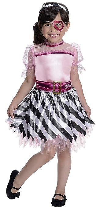 Amazon.com: Barbie disfraz de pirata, 1 - 2 años, Multicolor ...