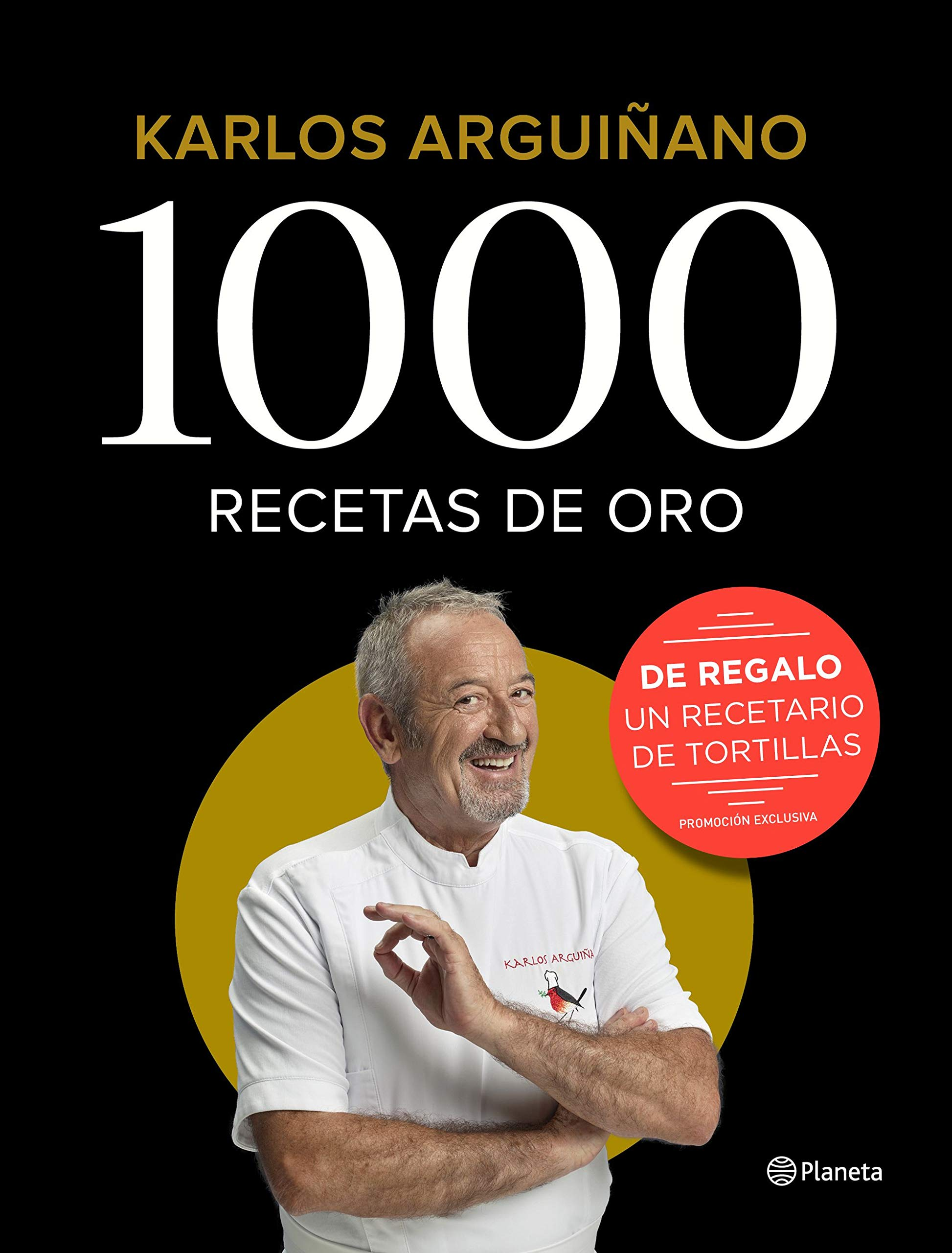 Pack TC 1000 recetas de oro (Planeta Cocina): Amazon.es ...