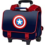 Avengers - 60694 - Cartable Trolley Roulettes