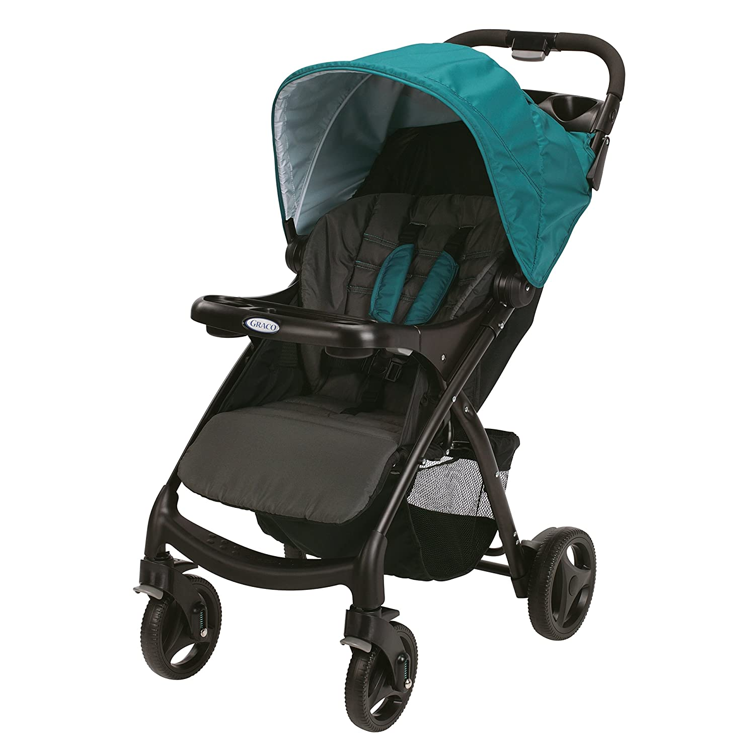 Graco Verb Click Connect Stroller, Sapphire 1927685