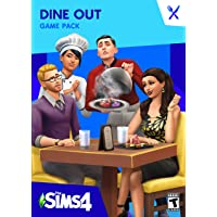 The Sims 4 - Dine Out [Online Game Code]