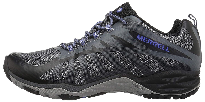 Merrell J41318 Damen J41318 Merrell Trekking- & Wanderhalbschuhe, Schwarz 3646cc