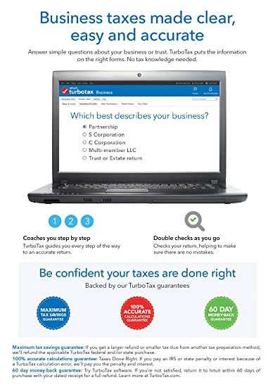 turbotax 2018 for s corp