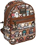 Loungefly x Star Wars Cantina Faux-Leather Mini Backpack
