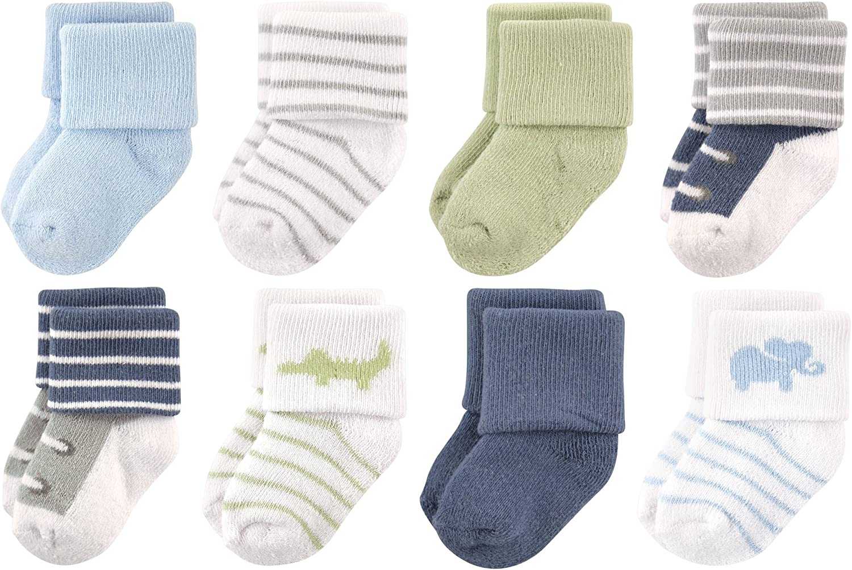 Luvable Friends Unisex Baby Socks